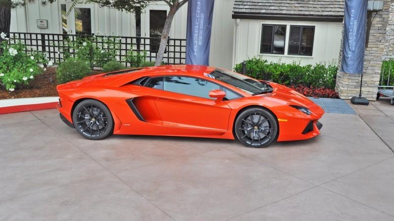 Car-Revs-Daily.com 2015 Lamborghini Aventador Shines Hypercar Halo 43
