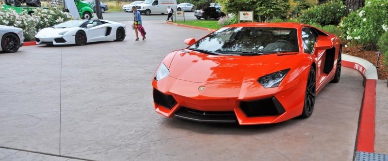Car-Revs-Daily.com 2015 Lamborghini Aventador Shines Hypercar Halo 63