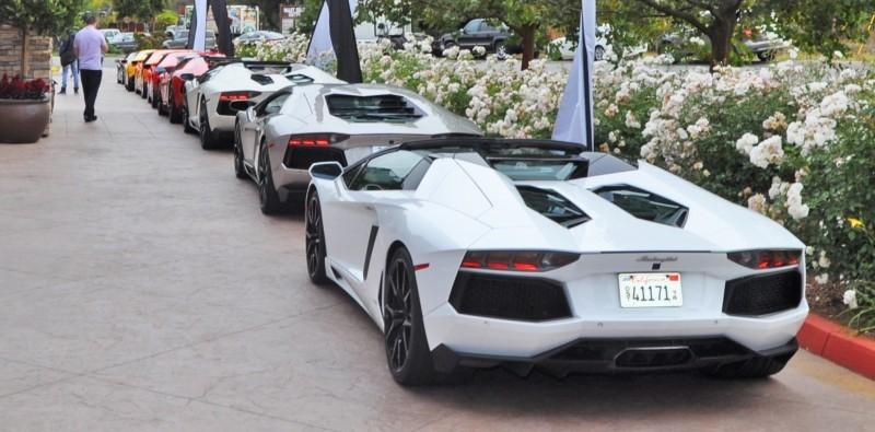 Car-Revs-Daily.com 2015 Lamborghini Aventador Shines Hypercar Halo 71