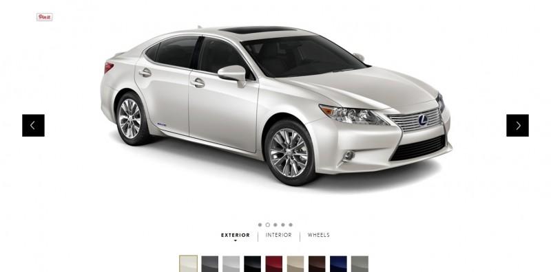 Car-Revs-Daily.com 2015 Lexus ES300h Review 1