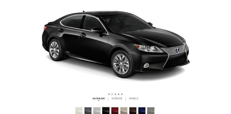Car-Revs-Daily.com 2015 Lexus ES300h Review 4