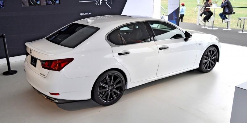 Car-Revs-Daily.com 2015 Lexus GS350 Crafted Line Pebble Beach 27