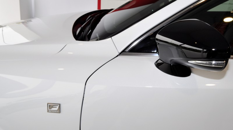 Car-Revs-Daily.com 2015 Lexus IS250 F Sport CRAFTED LINE 27