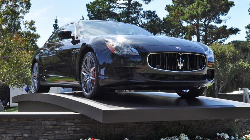 Car-Revs-Daily.com 2015 Maserati Quattroporte 28
