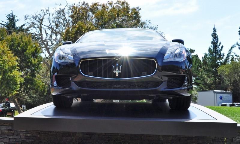 Car-Revs-Daily.com 2015 Maserati Quattroporte 33