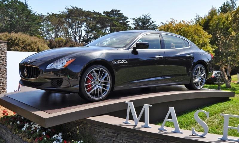 Car-Revs-Daily.com 2015 Maserati Quattroporte 52