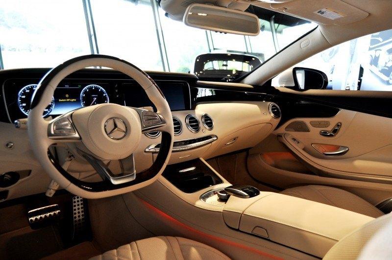 Car-Revs-Daily.com 2015 Mercedes-Benz S550 Coupe 15