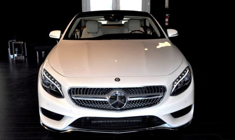 Car-Revs-Daily.com 2015 Mercedes-Benz S550 Coupe 7
