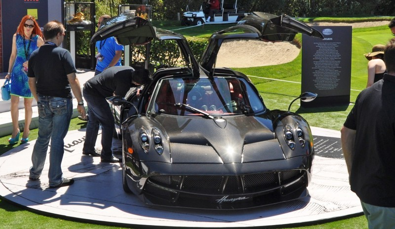 Car-Revs-Daily.com 2015 PAGANI Huayra 37