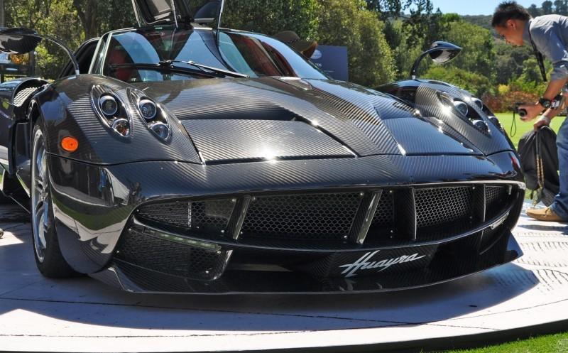 Car-Revs-Daily.com 2015 PAGANI Huayra 42