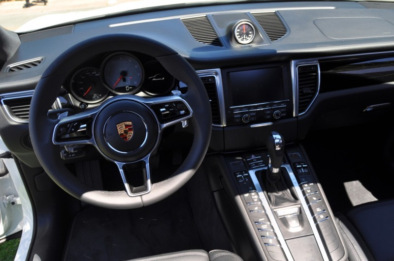 Car-Revs-Daily.com 2015 Porsche Macan S 106