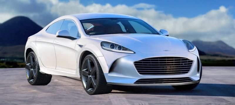 Car-Revs-Daily.com 2017 Aston Martin ELV8 by Tom Burkart and Lutz Valdeig 5