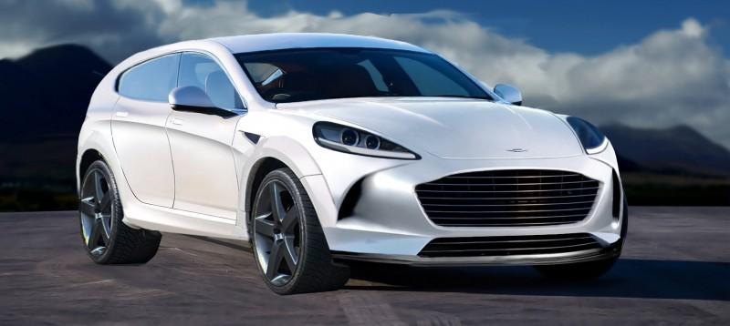 Car-Revs-Daily.com 2017 Aston Martin ELV8 by Tom Burkart and Lutz Valdeig 8