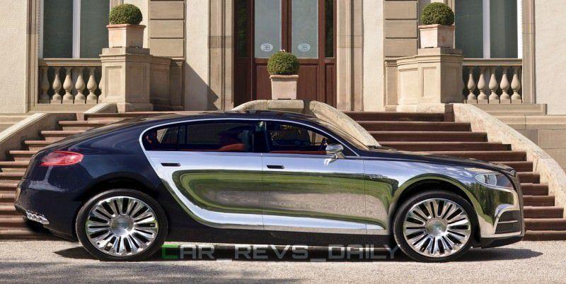 Car-Revs-Daily.com 2017 BUGATTI SUV Renderings 14