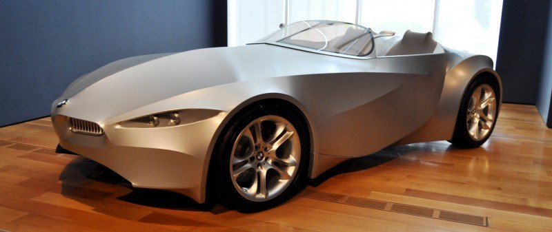 Car-Revs-Daily.com Atlanta Dream Cars - 2001 BMW GINA Full-Size Model 12