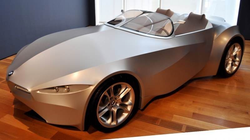 Car-Revs-Daily.com Atlanta Dream Cars - 2001 BMW GINA Full-Size Model 16