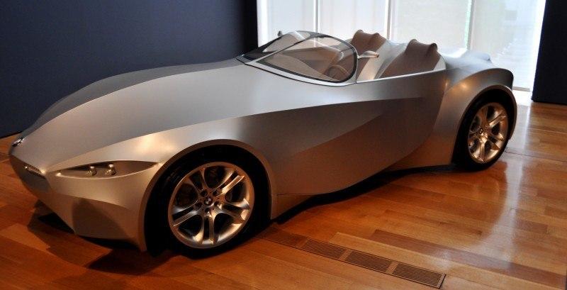 Car-Revs-Daily.com Atlanta Dream Cars - 2001 BMW GINA Full-Size Model 21