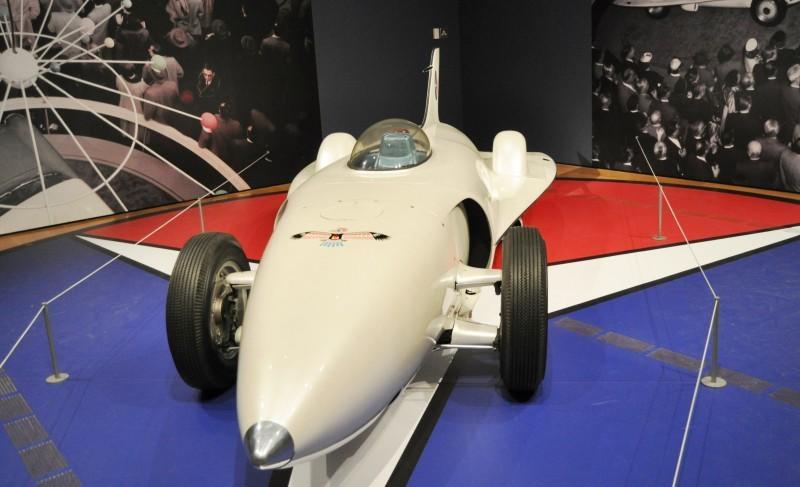 Car-Revs-Daily.com Atlanta Dream Cars Showcase - 1953 Firebird I XP-21 By General Motors 11