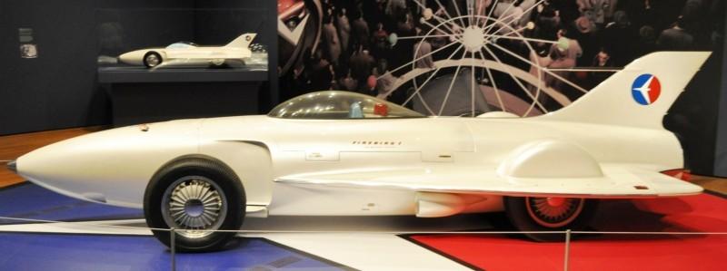 Car-Revs-Daily.com Atlanta Dream Cars Showcase - 1953 Firebird I XP-21 By General Motors 13