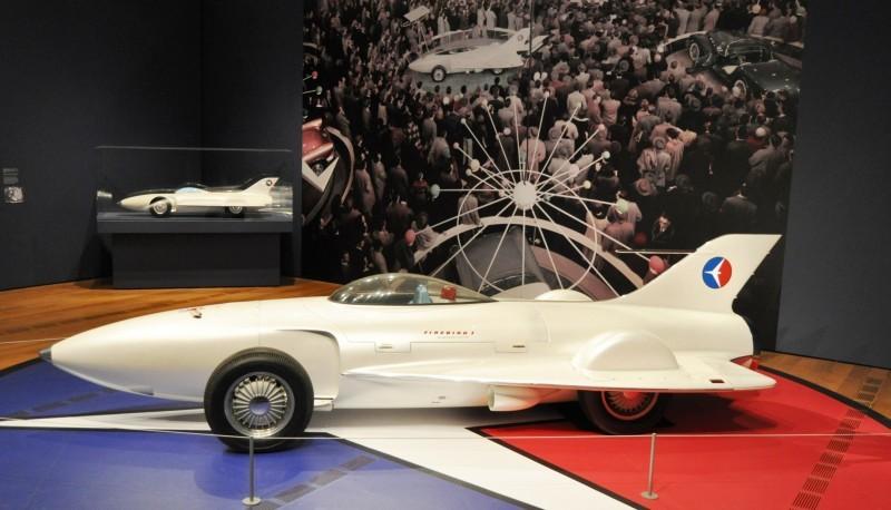 Car-Revs-Daily.com Atlanta Dream Cars Showcase - 1953 Firebird I XP-21 By General Motors 17
