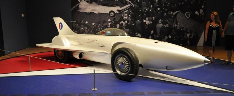 Car-Revs-Daily.com Atlanta Dream Cars Showcase - 1953 Firebird I XP-21 By General Motors 3