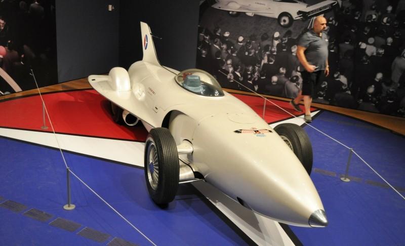 Car-Revs-Daily.com Atlanta Dream Cars Showcase - 1953 Firebird I XP-21 By General Motors 7