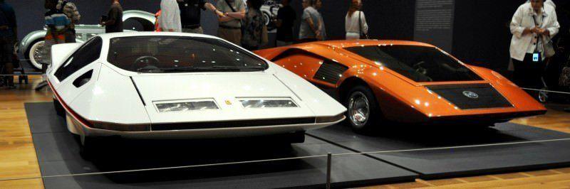 Car-Revs-Daily.com Atlanta Dream Cars Showcase - 1970 Ferrari 512 S Modulo by Pininfarina 18