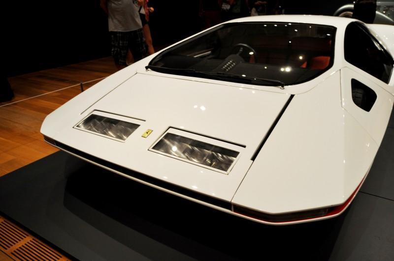 Car-Revs-Daily.com Atlanta Dream Cars Showcase - 1970 Ferrari 512 S Modulo by Pininfarina 30