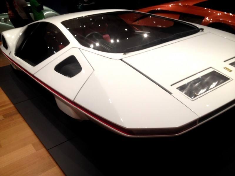 Car-Revs-Daily.com Atlanta Dream Cars Showcase - 1970 Ferrari 512 S Modulo by Pininfarina 48