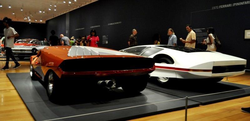 Car-Revs-Daily.com Atlanta Dream Cars Showcase - 1970 Ferrari 512 S Modulo by Pininfarina 5