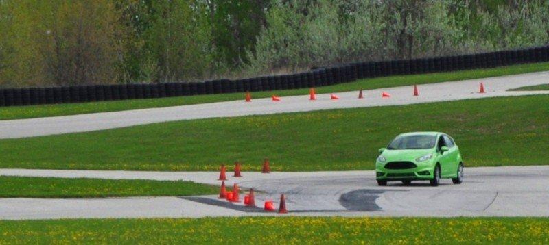 Car-Revs-Daily.com Best of Awards - Autocross Pocket Rocket - 2014 Ford Fiesta ST 1