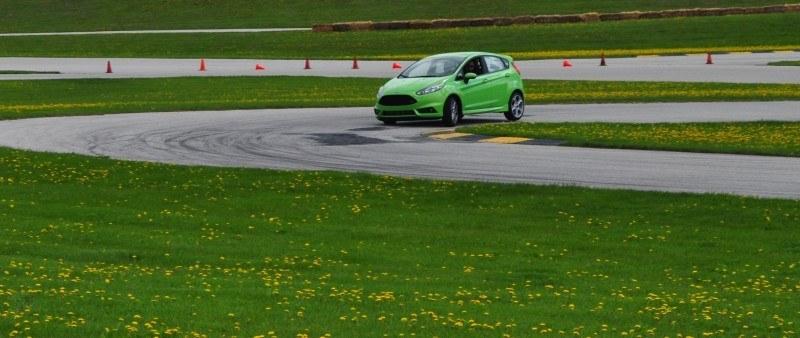 Car-Revs-Daily.com Best of Awards - Autocross Pocket Rocket - 2014 Ford Fiesta ST 10