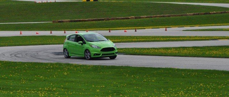 Car-Revs-Daily.com Best of Awards - Autocross Pocket Rocket - 2014 Ford Fiesta ST 11
