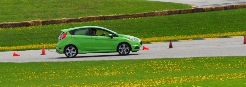 Car-Revs-Daily.com Best of Awards - Autocross Pocket Rocket - 2014 Ford Fiesta ST 23