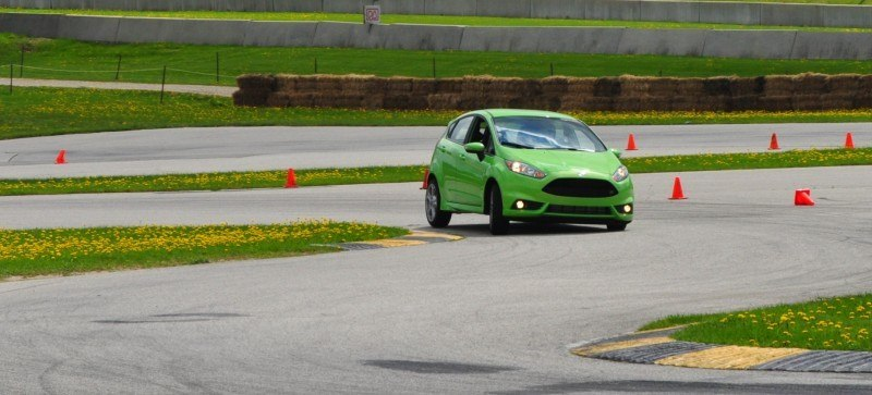 Car-Revs-Daily.com Best of Awards - Autocross Pocket Rocket - 2014 Ford Fiesta ST 26