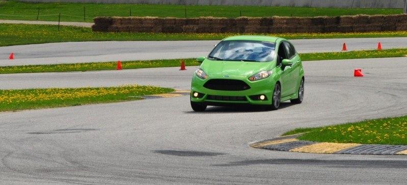 Car-Revs-Daily.com Best of Awards - Autocross Pocket Rocket - 2014 Ford Fiesta ST 27