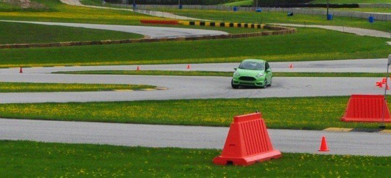 Car-Revs-Daily.com Best of Awards - Autocross Pocket Rocket - 2014 Ford Fiesta ST 6