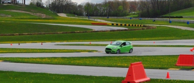 Car-Revs-Daily.com Best of Awards - Autocross Pocket Rocket - 2014 Ford Fiesta ST 8