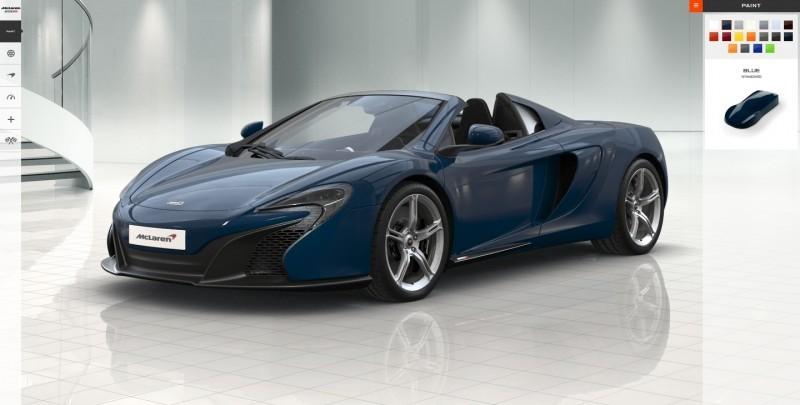 Car-Revs-Daily.com Builds a McLaren 650S Spider 4