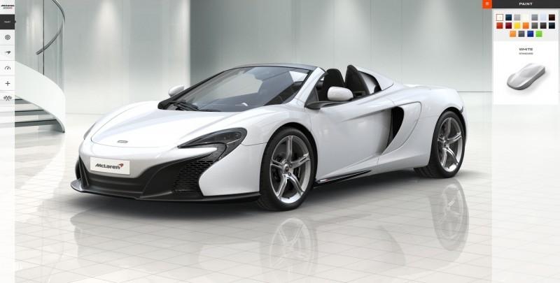 Car-Revs-Daily.com Builds a McLaren 650S Spider 5