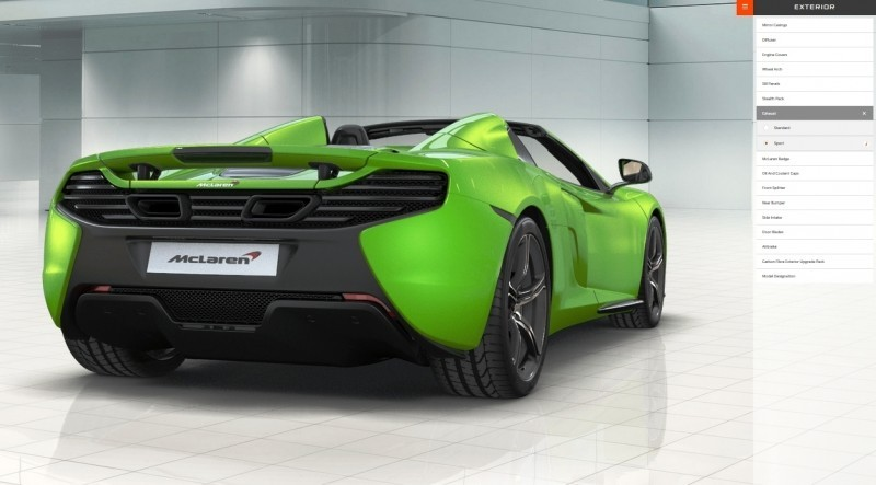 Car-Revs-Daily.com Builds a McLaren 650S Spider 52