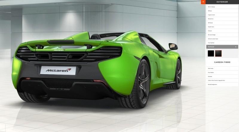 Car-Revs-Daily.com Builds a McLaren 650S Spider 58