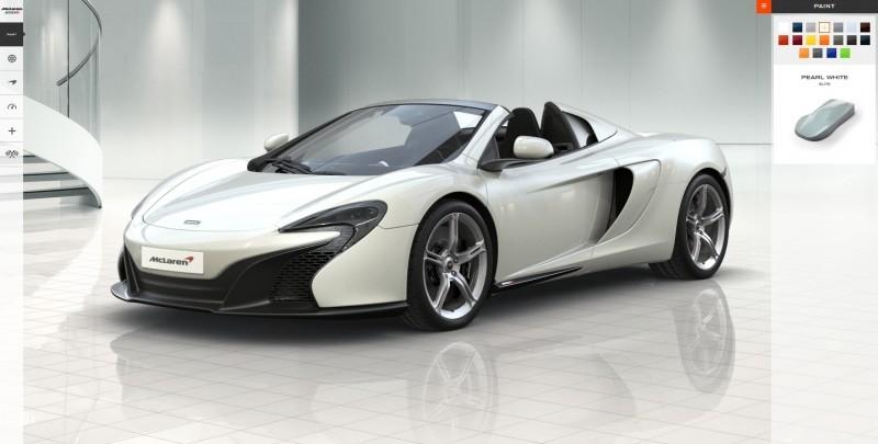 Car-Revs-Daily.com Builds a McLaren 650S Spider 7