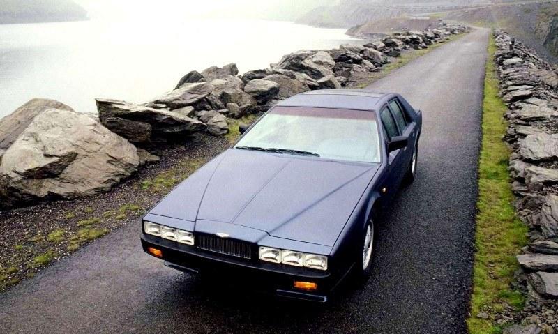 Car-Revs-Daily.com Concept Flashback - 1979 Aston Martin Bulldog vs 2014 Aston Martin DP-100 Vision GranTurismo 15