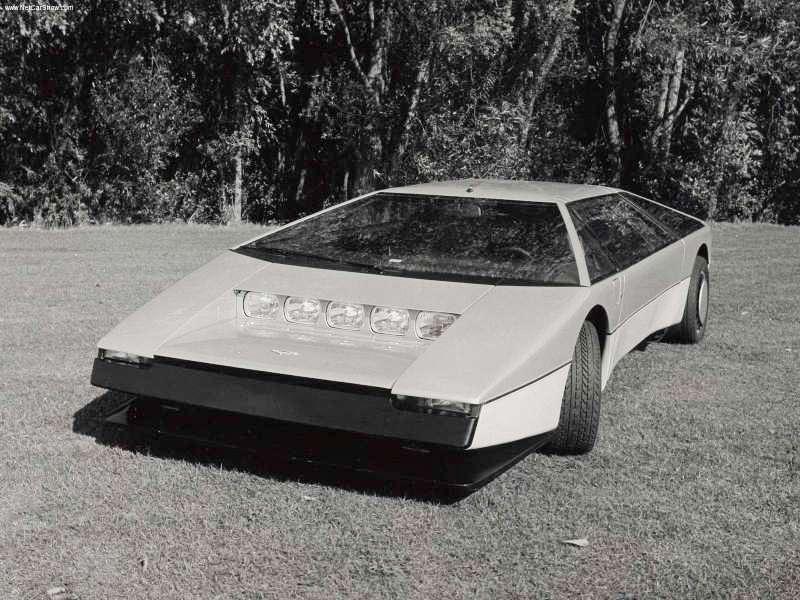 Car-Revs-Daily.com Concept Flashback - 1979 Aston Martin Bulldog vs 2014 Aston Martin DP-100 Vision GranTurismo 32