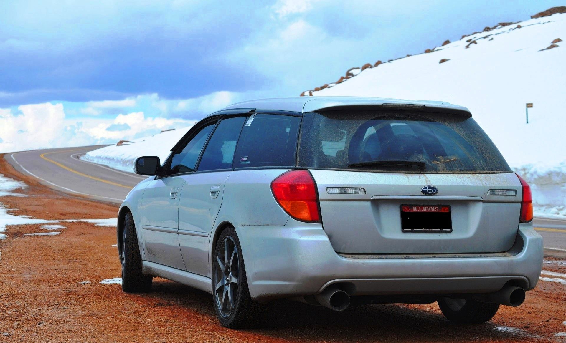 Driving Adventures Pikes Peak and the Colorado Continental Divide