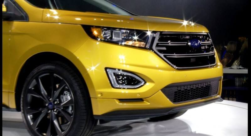 Car-Revs-Daily.com EXTERIOR GALLERY 2015 Ford Edge 18