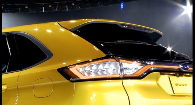 Car-Revs-Daily.com EXTERIOR GALLERY 2015 Ford Edge 19