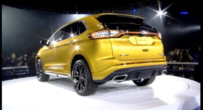 Car-Revs-Daily.com EXTERIOR GALLERY 2015 Ford Edge 23