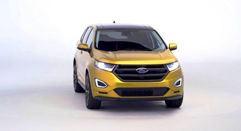 Car-Revs-Daily.com EXTERIOR GALLERY 2015 Ford Edge 59
